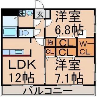 初期安ペット可物件!!初期費用は前家賃込で8万円ぽっきり☆彡
