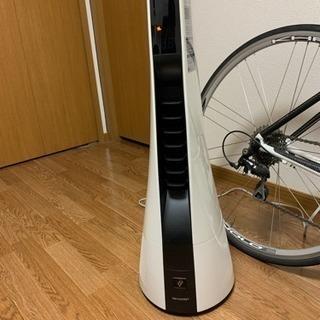 シャープ プラズマクラスター 扇風機 ヒーター