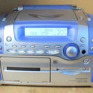 ☆ケンウッド KENWOOD RAMPAGE MDX-F3 CD...