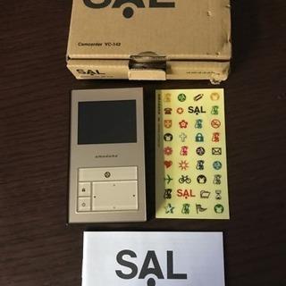 ■大幅値下げ amadana  ポケットビデオカメラ SAL /...