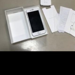 値下げ!!iPhone7 32gb シルバー
