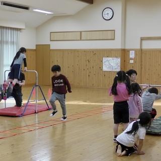 【体操教室】福岡市東区・博多区・粕屋町で開講してます