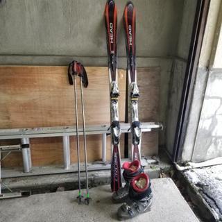 スキー 3点セット