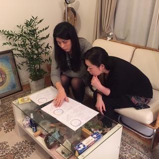 1/27★イベント価格!森山まどかの星読み★ホロスコープリーディング!