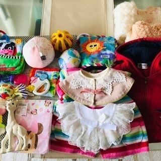 【大放出】お買得❗️ベビー用品★おもちゃ★玩具★知育玩具★まとめ売り