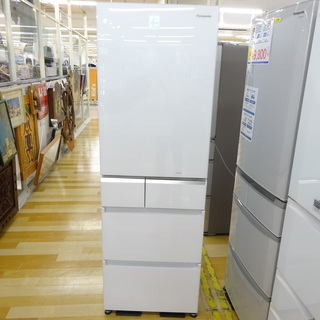 安心の1年保証付!2015年製 Panasonicの5ドア冷蔵庫...