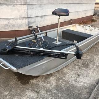 アルミボート セット クイントレックス カラマス 330 釣り