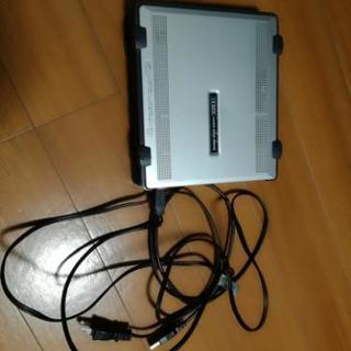 外付けハードディスクドライブ250G HDH-U250S