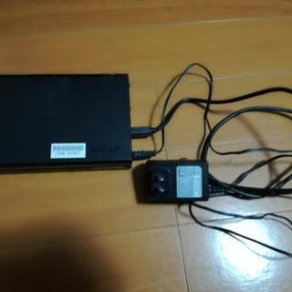 BUFFALO 外付けハードディスク 2TB HD-LS2.0T...