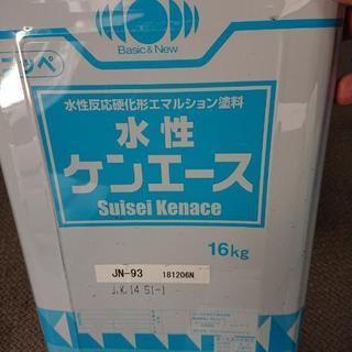 日本ペイント水性ケンエースN-93#塗料#ペンキ#一斗缶