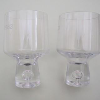 (特注品) グラス 2個1組  新品