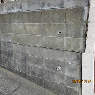 福岡、ブロック補修,亀裂、便利屋