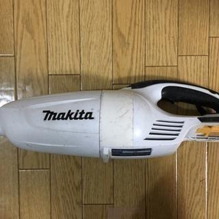 マキタ ハンディクリーナー 14.4v