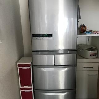 受付終了 冷蔵庫 日立