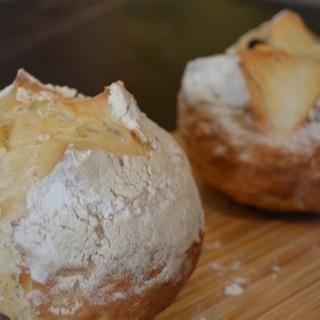 本日です!!カフェわいわいパン作り^_^