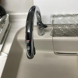便利‼︎ リクシルのハンズフリー水栓!
