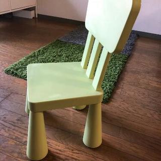 【対応中】IKEA 子供用チェア(MAMMUTマンムット)