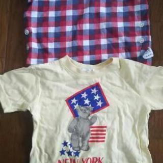②半袖Tシャツ