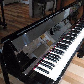 カワイアップライトピアノCL2かわいらしくて素敵です。予約が入り...