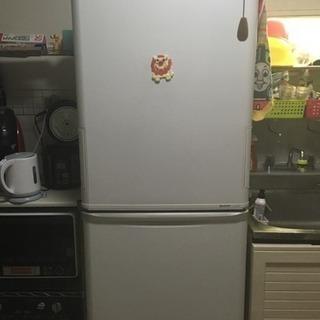 冷蔵庫売ります。値下げしました。の画像