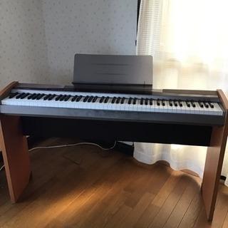 電子ピアノCASIO Privia PX-100(取りに来て下さ...
