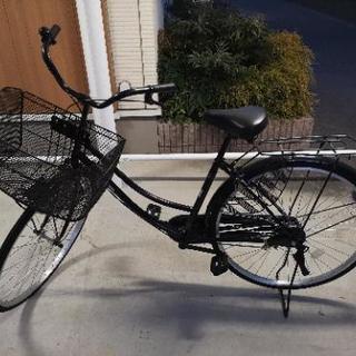 通勤・通学用自転車あげます。