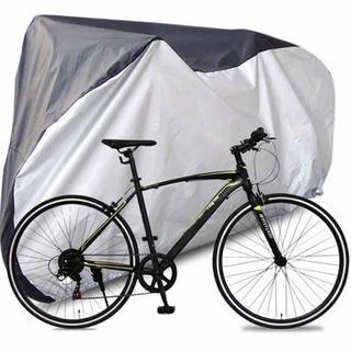 新品未使用 自転車カバー バイクカバー バイク車体カバー 210...