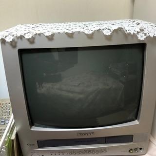 シャープ テレビデオ 貴重品‼︎