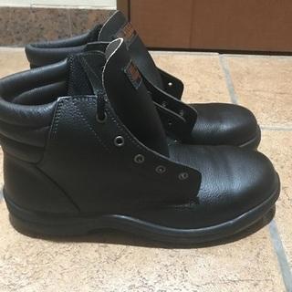 ☆新品☆メンズ用安全靴(黒) 26.5㎝