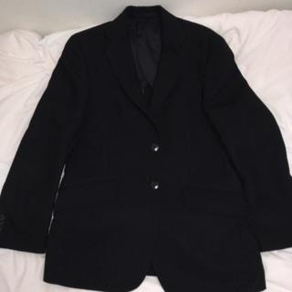 ユニクロ紺色ジャケット