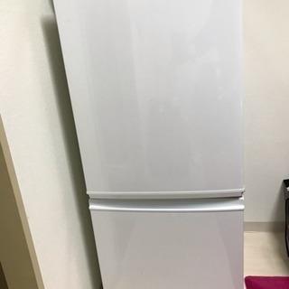 冷蔵庫 SHARP 2015年製 ¥7000