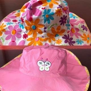 mini k  ベビー  リバーシブル帽子