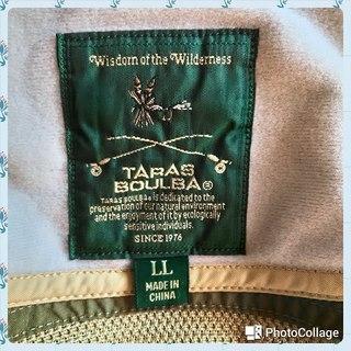 値下げしました TARAS BOULBAフィッシングベスト - 服/ファッション