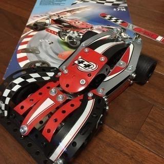 MECCANO(メカノ)レーシングカー