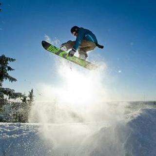 スノーボード教えます。