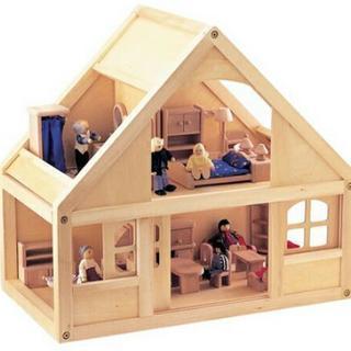 木製 ドールハウス最終値下げしました!