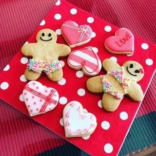 アイシングクッキー教室🍪🍪ランチ付き🍳