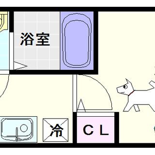 【エスリード難波レジデンス】4号タイプ!1Kタイプ!人気分譲シリー...
