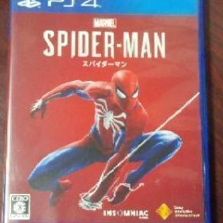 【値下げしました!】PS4ソフト スパイダーマン マーベル