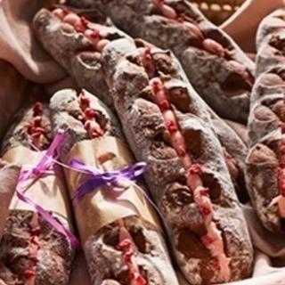 【募集終了】2/3(日)パンとお菓子の教室~ラズベリーフランス~