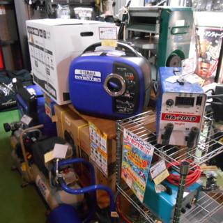 工具・発電機・溶接機を高価買取いたします。 リサイクルマート磐田...