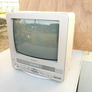 シャープ テレビデオ 14型 VT-147DE