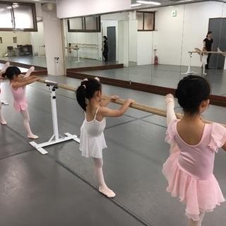 [M・Tバレエスタジオ] 3歳〜未就学児募集 水曜日・月曜日