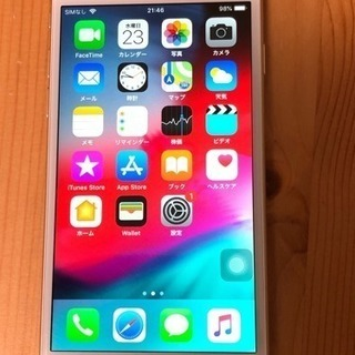 iPhone6 Gold 16GB SoftBank 画面新品 ...
