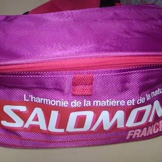 【値下げ】SALOMON ウエストバッグ