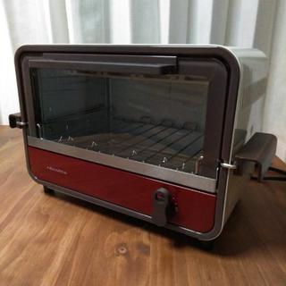 美品☆かわいいレトロオーブントースター