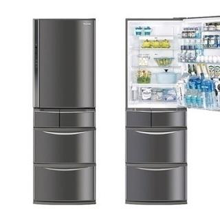パナソニック 冷蔵庫 NR-E436TE 426L
