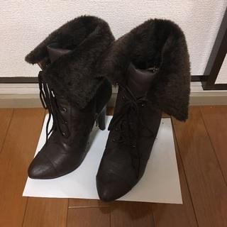 2way ブーツ L