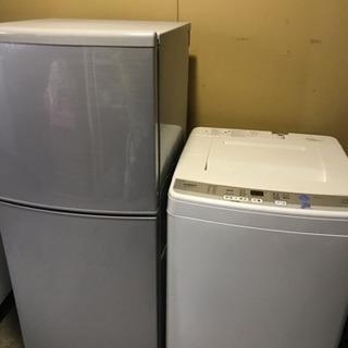 高年式 家電セット! 2015~2016年製 洗濯機、冷蔵庫、単身用