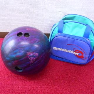 ボーリング玉/ボール・バッグセット